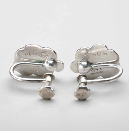 Georg Jensen Earrings No. 50B