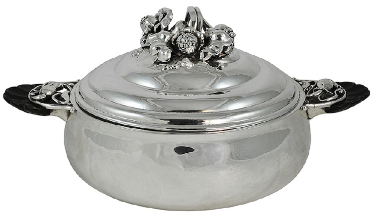 Georg Jensen Covered Tureen No. 417A