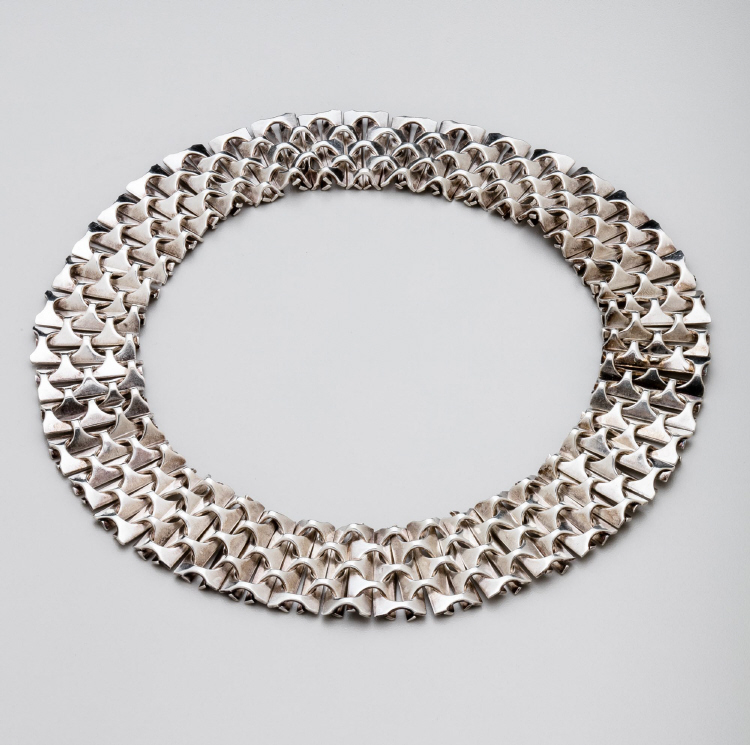 Ray Urban Danish Modern Necklace