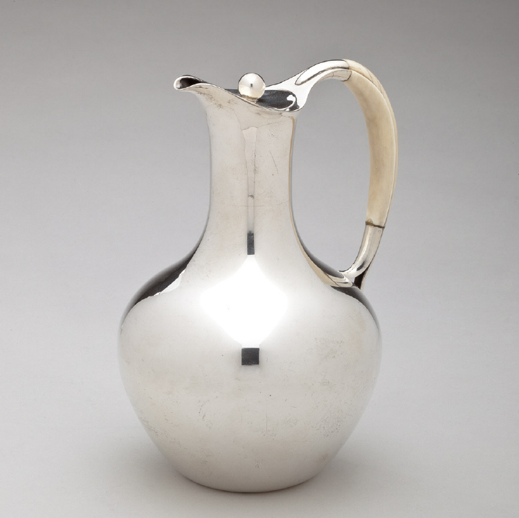 Cohr Sterling Coffee Pot