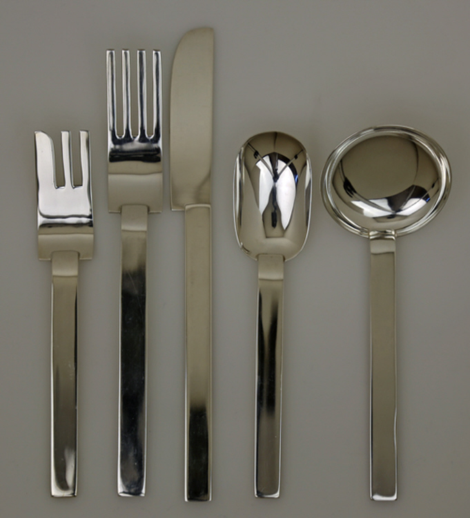 Russell Wright Metropolitain Museum of Art Flatware